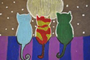Night Cats by Makayla McCoy