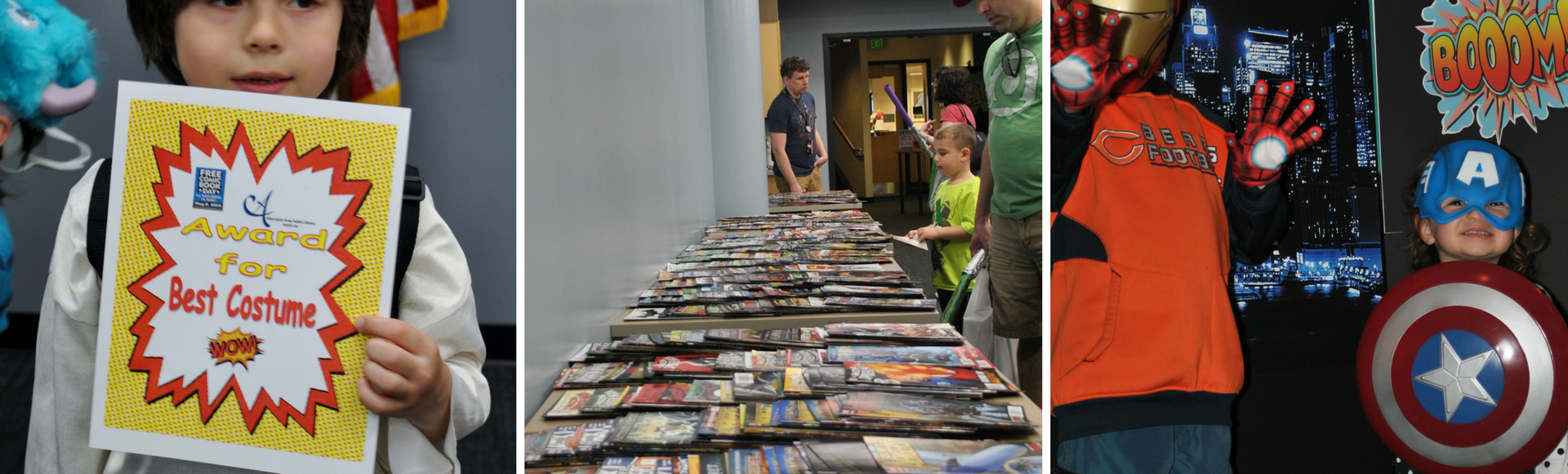 May 6 is Free Comic Book Day