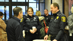 AAPLD Coffee with a Cop