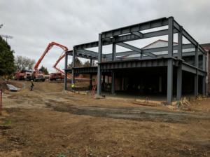 building rear