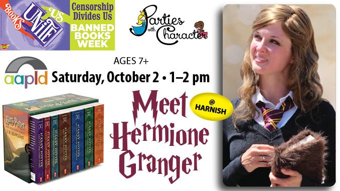 Meet Hermione